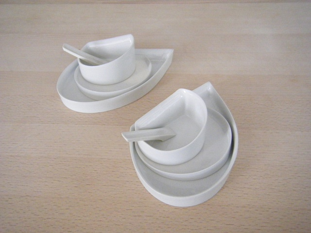 Cups, Spoon & Saucer Sets