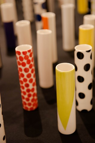 Pick Mix/All Sorts Collection. AshleighMillerPhotography, BMoCA (Boulder Museum of Contemporary Art), Nights at the Museum. Heather Mae Erickson Ceramic Design