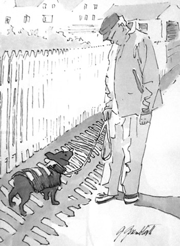 Walking the Dog #3