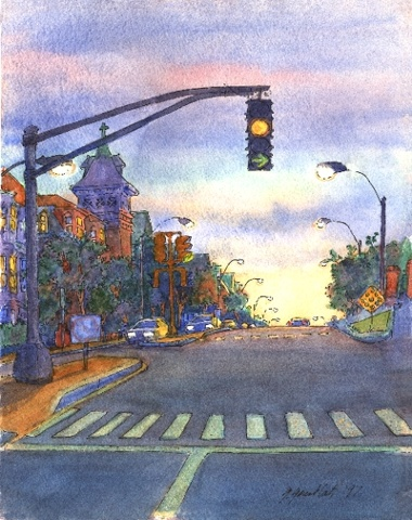 Broadway, Somerville, MA