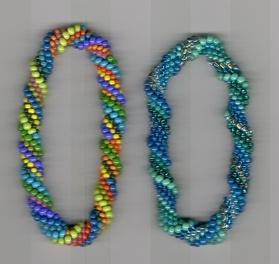 random swirls