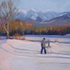 Snow Camp, Dennis Painting