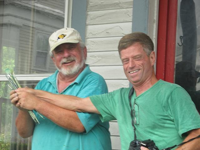 Bruce Turner & Steve Dougherty