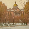 """Early Snow - Boston"""