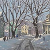"""Smith Street Winter - Rockport"""