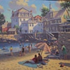 """Afternoon at Front Beach"""
