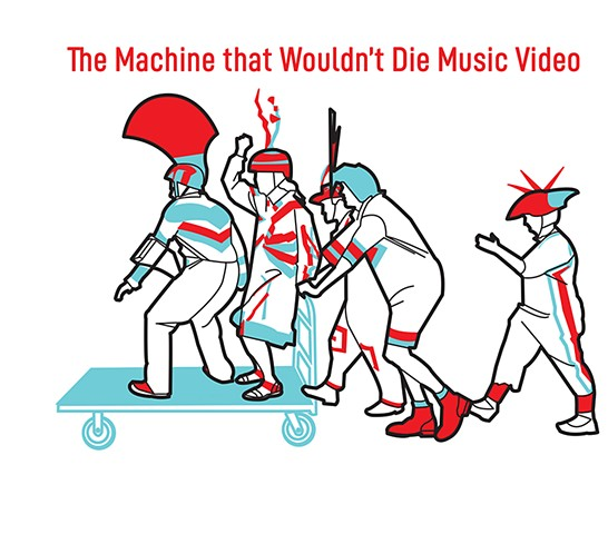 The Machine that Wouldn't Die (Music Video)