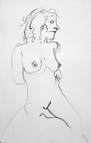 female nude by Steve Veatch