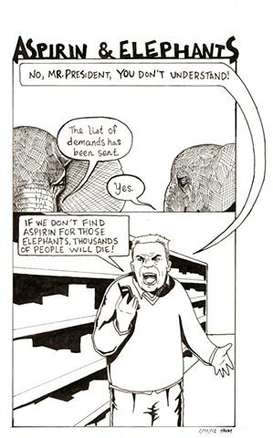 Aspirin and Elephants