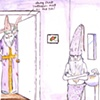 Brandon the Wizard - The Bathroom Mat.