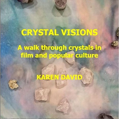Crystal Visions, performance lecture at SITE Gallery and Middlesbrough Institute of Modern Art (MIMA)