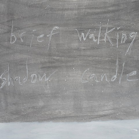 (detail)  brief walking  shadow candle (the scottish play variation)
