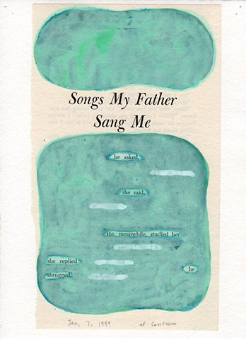 "Dear John (From ""Songs My Father Sung Me"" chapter)"