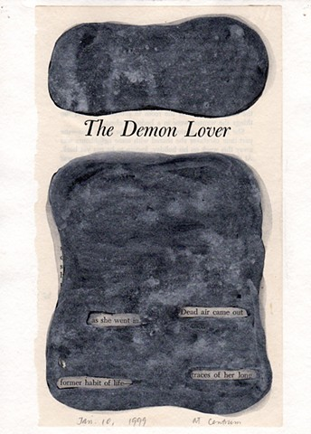 "Dear John (from ""The Demon Lover"" chapter)"