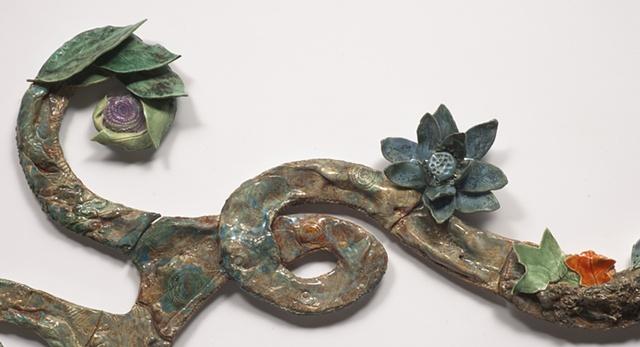 rock, root, rivertree - an alpha vessel  detail