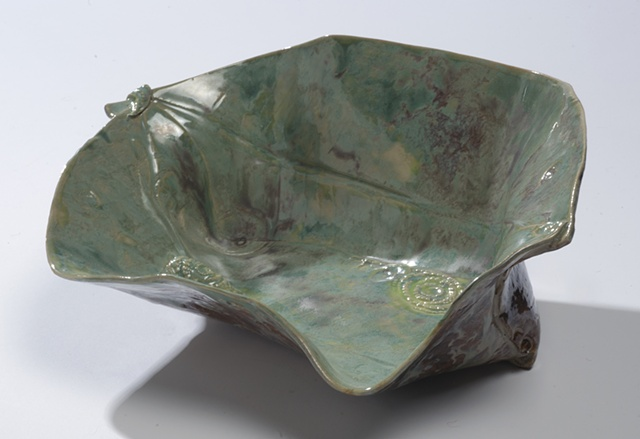 """musa vessels - """"drawn from water"""" wind/earth"""