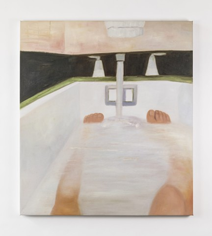 The Bathtub Painting
