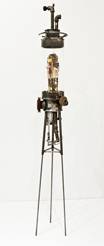 Untitled (Life Support Machine)