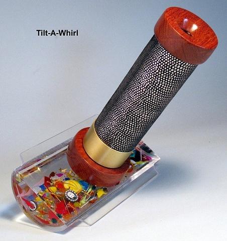 Tilt-A-Whirl Kaleidoscope