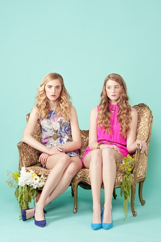 Bell Jar look book  Spring '13