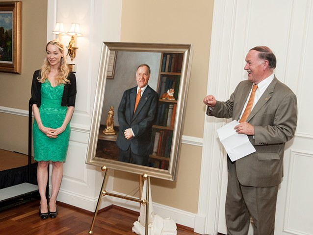Portrait Unveilings
