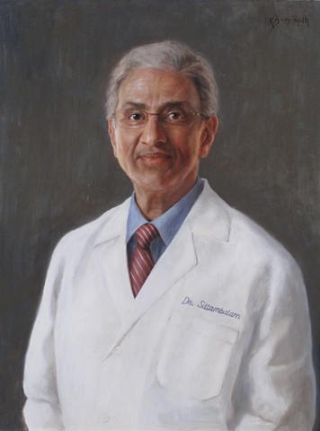 Dr. Earl Sittambalam, President Grove Hill Medical Center