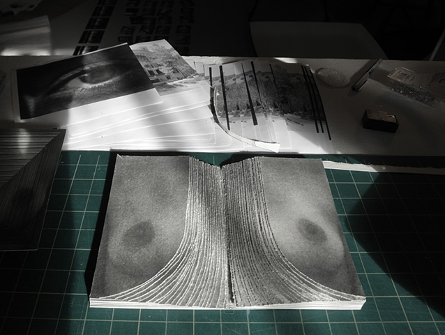 A Thousand Pages of Chest in A Thousand Pages of Mirror-Studio View