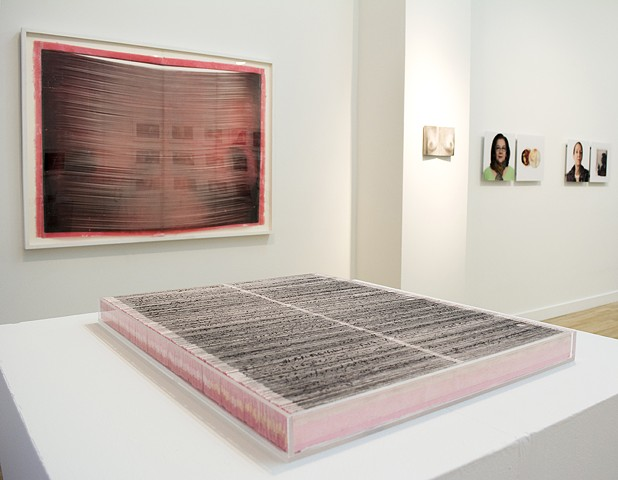 Pink Letter-Exhibition View