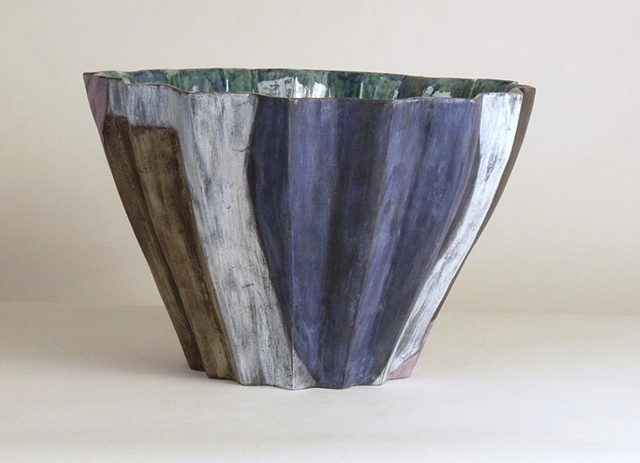 ceramics, functional, vessel, painted form