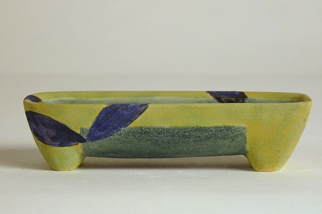 Little Chartreuse Boat