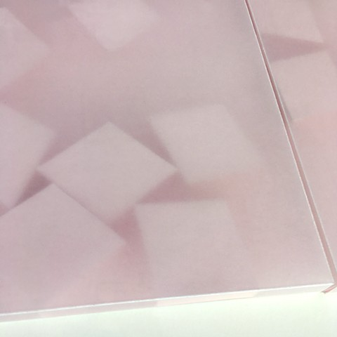 Pink Diamonds. Detail