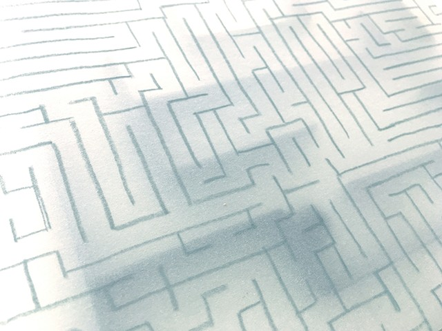 Find your way to …(Maze) Detail