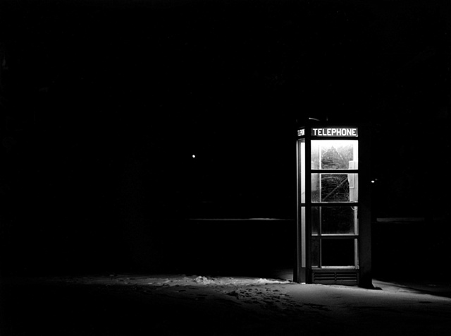 Phone Booth Adair, Illinois