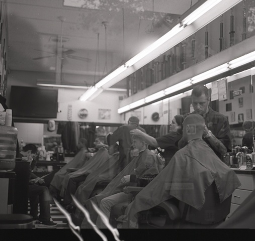 Barber shop - Seattle Washington