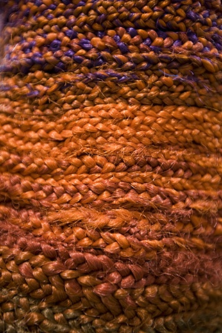 Braided Ellegua (Detail)