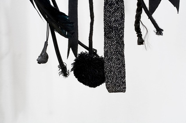 Black Tassel (detail)