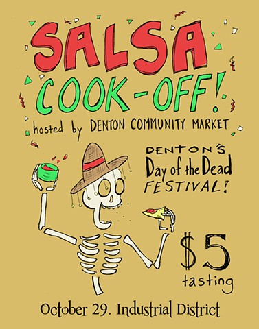 """Salsa Cook-Off"""