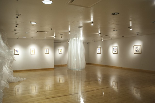 Mineral Density exhibition installation view
