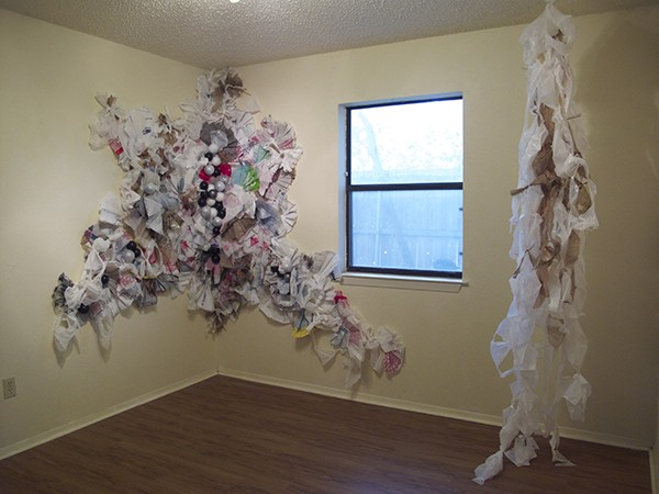 PrettyUgly installation view