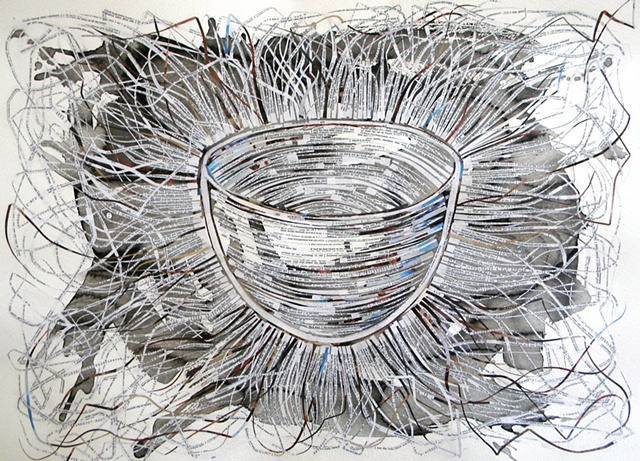 Paper Bowl - Christian