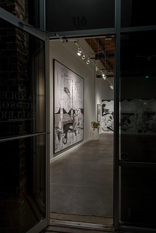 In Human (installation shot)