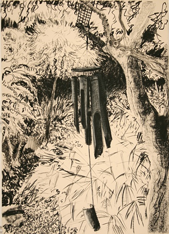 Gardens 2 - Chimes-Iveagh Gardens