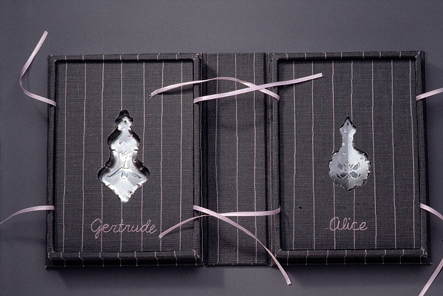 'Hers-n-Hers' Pendant Set in Presentation Box