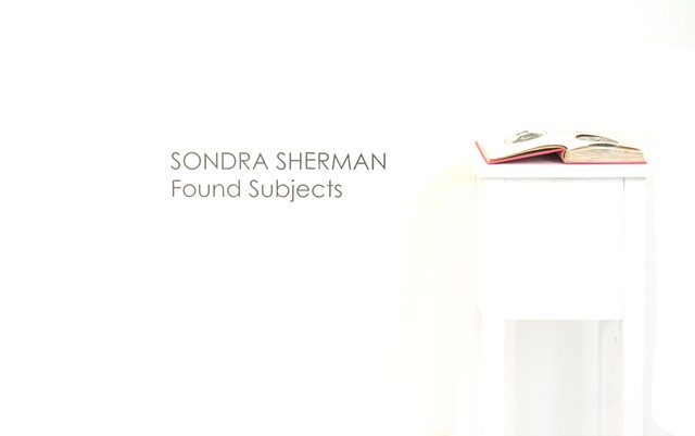 * EXHIBITION_Found Subjects at Sienna Gallery July 8-Aug 7 *