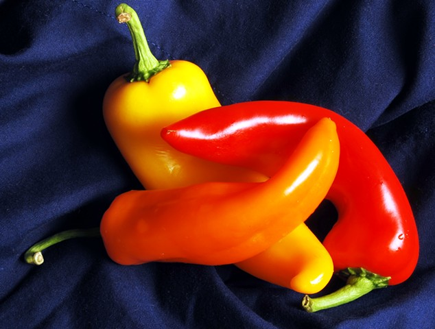 Menage a Trois Peppers II