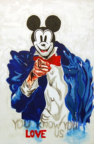 Amercanization II: Mickey Mouse