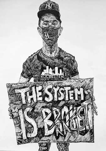 The System Is Racist