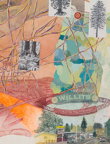 Willits, Portland, and Everything In-between: Ryan Pierce, detail