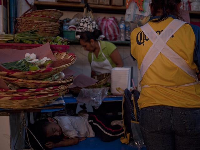 Mercado, Oaxaca