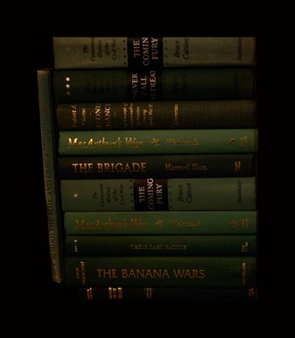Green war books
